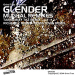 GLENDER - Mughal remixes (Front Cover)