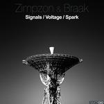 BRAAK/ZIMPZON - Signals / Voltage / Spark (Front Cover)