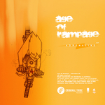 AGE OF RAMPAGE - Adrenaline (Front Cover)