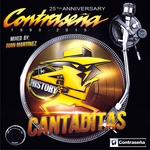 Contrasena: The History (Cantaditas 25th Anniversary 1990 2015)