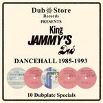 King Jammy's Dancehall Dubplates 1985 To 1993 - 10 Single Set