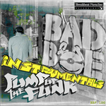 BADBOE - Pump Up The Funk Instrumentals (Front Cover)