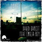 DAVID GARCET - The Days (feat. Emilia Rey) (Front Cover)