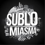 SUBLO - Miasma - EP (Front Cover)