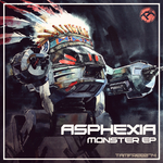 ASPHEXIA - Monster (Front Cover)