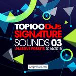 Top 100 DJs Signature Sounds Vol 3 (Sample Pack Massive Presets/MIDI/WAV)