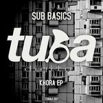 SUB BASICS - Khora EP (Front Cover)