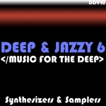 SYNTHESIZERS/SAMPLERS - Deep & Jazzy 6 (Music For The Deep) (Front Cover)