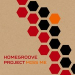 HOMEGROOVE PROJECT - Miss Me EP (remixes) (Front Cover)