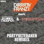 Partyveteranen (remixes)