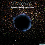 CLAMERES - Sphere/Weightlessness (Front Cover)
