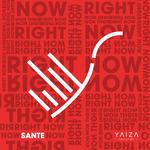 SANTE SANSONE - Right Now (Front Cover)