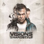 VISION, The - Visions Of Hardstyle Vol 1 (Front Cover)