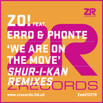 We Are On The Move (Shur-i-kan remixes)