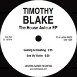 BLAKE, Timothy - The House Auteur EP (Back Cover)