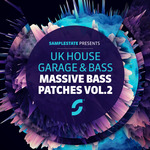 UK House, Garage & Bass Massive Patches Vol 2 (Sample Pack Massive Presets)
