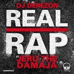 DJ DEREZON/JERU THE DAMAJA - Real Rap (Front Cover)