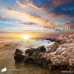 WeRecommend Vol 01