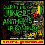 Deep In The Jungle Anthems - Album Sampler Vol 2