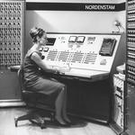 NORDENSTAM - Her Vil Jeg Vaere (Front Cover)