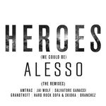 Heroes (We Could Be) (remixes)