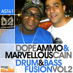 Drum & Bass Fusion Vol 2 (Sample Pack WAV/APPLE/LIVE/REASON)
