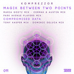 KOMPREZZOR - Magik Between Two Points (Front Cover)