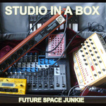 FUTURE SPACE JUNKIE - Studio In A Box (Front Cover)