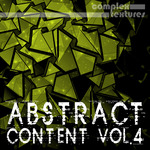VARIOUS - Abstract Content Vol 4 (Front Cover)