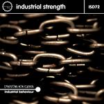 PERSONA NON GRATA - Industrial Behaviour (Front Cover)