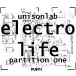 UNISONLAB - Electro Life: Partition One (Front Cover)