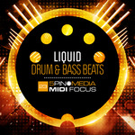 5Pin Media: MIDI Focus: Liquid Drum & Bass Beats (Sample Pack MIDI/WAV/LIVE)