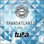 VARIOUS - Transatlantic Vol 1 (Front Cover)