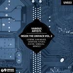 VARIOUS - Inside Univack Vol 2 (Front Cover)