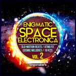 Enigmatic Space Electronica Vol 2 (Sample Pack WAV/APPLE/LIVE)