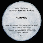 MARK ERNESTUS NDAGGA RHYTHM FORCE - Yermande (Front Cover)