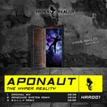 APONAUT - The Hyper Reality (Front Cover)