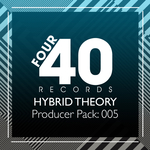 Four40 Records Producer Pack 005: Hybrid Theory Massive Patches (Sample Pack WAV/NI Massive)