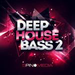 5PIN MEDIA - Deep House Bass 2 (Sample Pack WAV/APPLE/MIDI/LIVE/REX) (Front Cover)