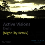ACTIVE VISIONS - Smile (Front Cover)
