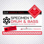 Specimen Y Drum & Bass (Sample Pack WAV/APPLE/LIVE/REASON)