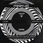 MinimAll Anniversary DJ Mag (Mixed & Compiled By Mikhail Kobzar)
