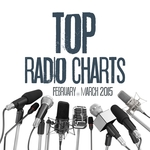 Top Radio Charts February/March 2015