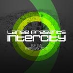 Lange presents Intercity Top 10 February 2015