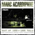 Marc Acardipane Best Of 1989 1998 Vol 2