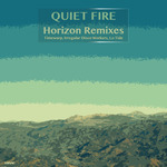 QUIET FIRE - Horizon (remixes) (Front Cover)