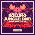 Rolling Jungle & DnB (Sample Pack WAV/APPLE/LIVE/REASON)
