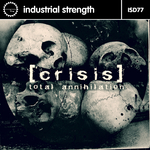 CRISIS - Total Annihilation (Front Cover)