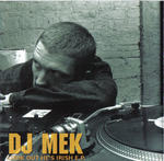 DJ MEK - Look Out He's Irish EP (Front Cover)