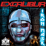 EXCALIBUR - Iron Mask (Front Cover)